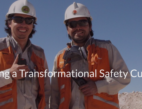 Building a Transformational Safety Culture