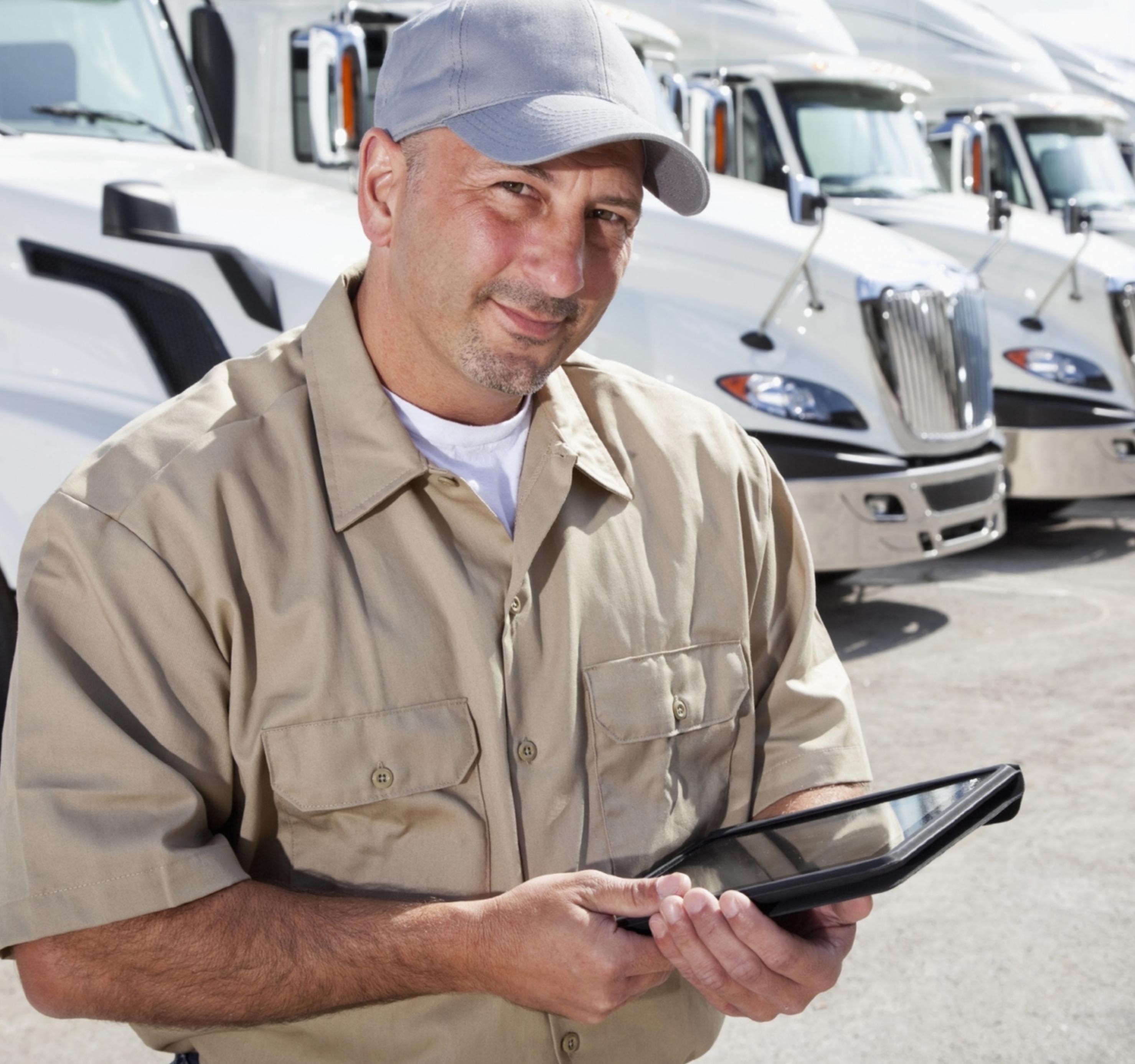 Truck Pre-Start Checklist