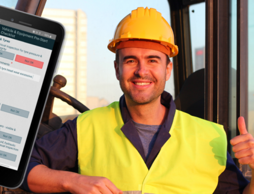 DIGI CLIP mobile forms Vehicle & Equipment Inspections