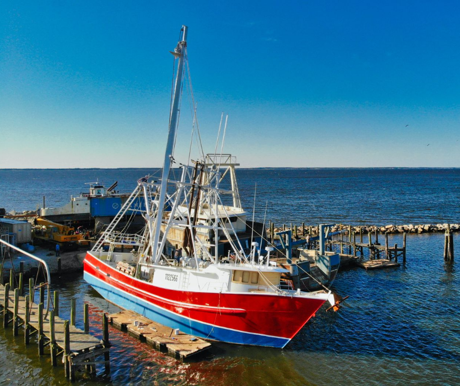 Digital Checklists Help Keep Local Fishing Fleet Safe